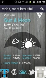 1Weather : An exceptionally gorgeous weather app for Android