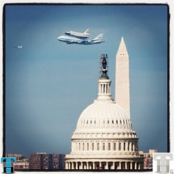 Bid farewell to NASA&#8217;s Space Shuttle Discovery via Instagram photos